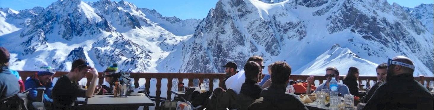 etape du berger panoramique hiver
