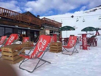 etape du berger : bar restaurant du col du tourmalet
