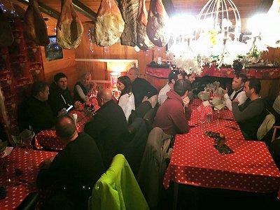 etape du berger : restaurant du col du tourmalet