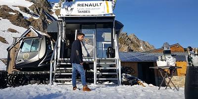 etape du berger : snowtatsty